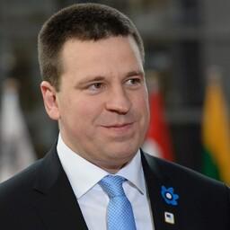 Peaminister Jüri Ratas Brüsselis.