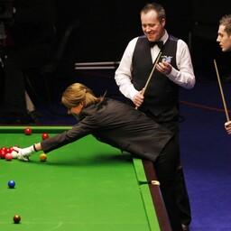 Mark Selby ja John Higgins 2009. aastal