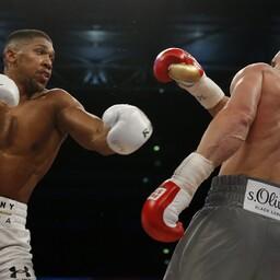 Владимир Кличко проиграл Энтони Джошуа бой за звание чемпиона мира.