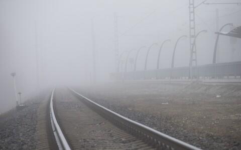 Raudtee.