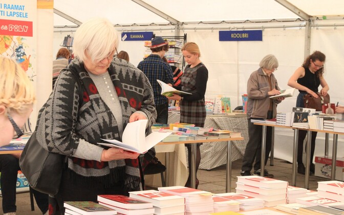 Фестиваль Prima Vista - одна из культурных визитных карточек Тарту.