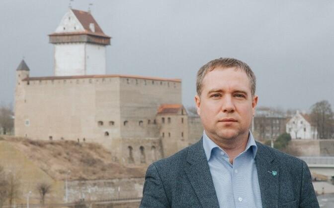 Оппозиционный депутат горсобрания Антс Кутти.