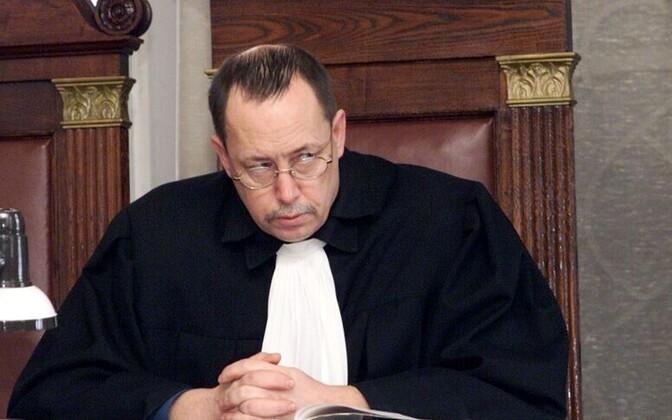 Kohtunik Rein Pokk