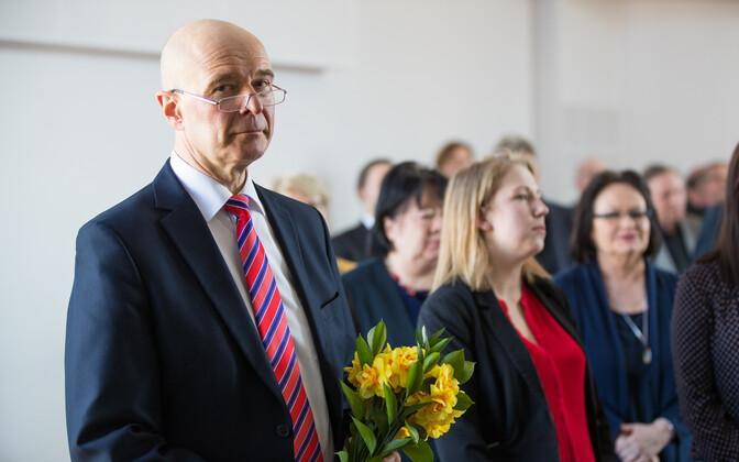 EMTA rektor Ivari Ilja