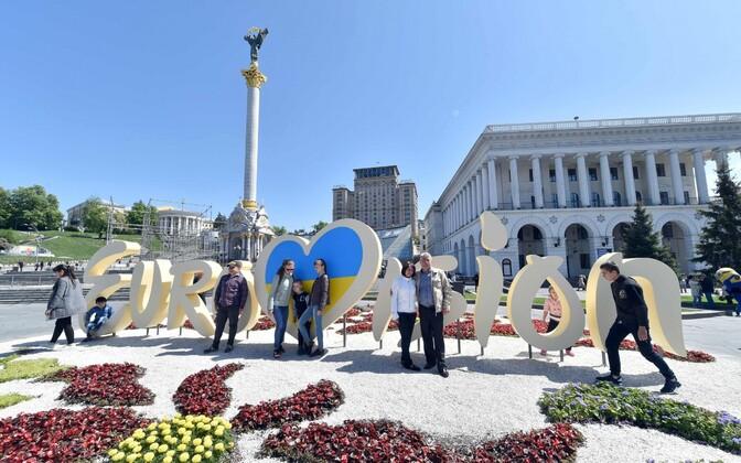 Eurovisioon Kiievis
