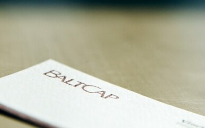 Baltcap is private equity firm operating in the Baltic region.