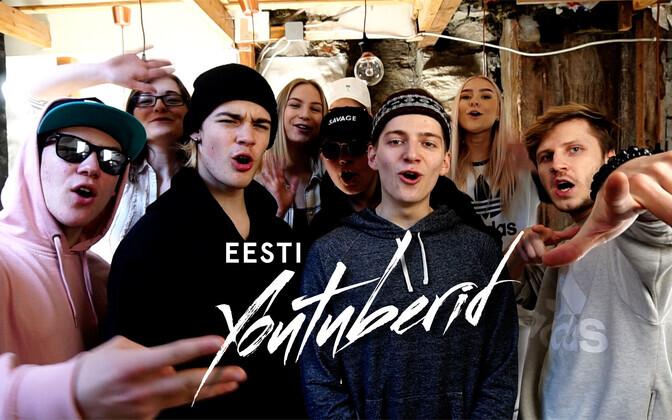 Eesti youtuberid