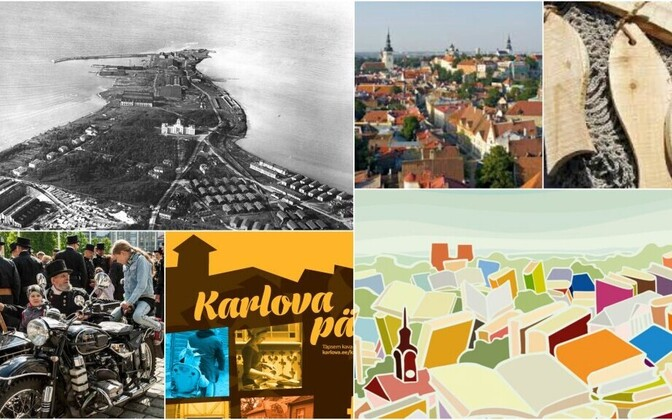 The Culture critics' blog at culture.ee provides weekly recommendations every Monday for upcoming events across Estonia.