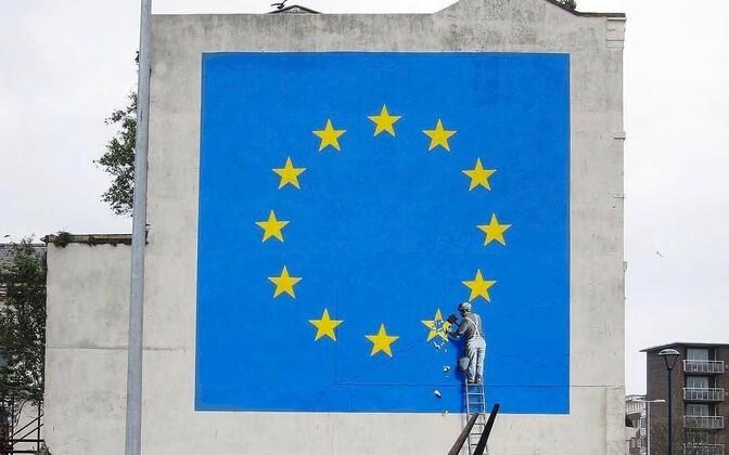 Граффити на тему