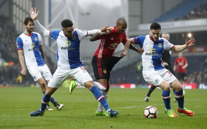 Blackburn Roversi ja Manchester Unitedi vaheline karikamäng