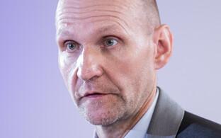 IRL chairman Helir-Valdor Seeder.