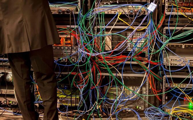 Arvutisüsteem.