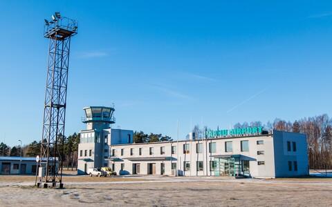 Pärnu lennujaam.