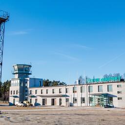 Pärnu Airport.