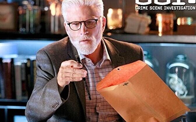 Kaader filmist CSI.