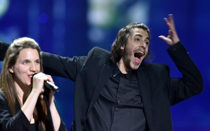 В 2018-ом «Евровидение» пройдёт вЛиссабоне