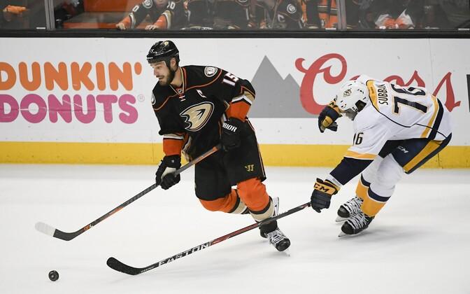 Anaheim Ducks - Nashville Predators
