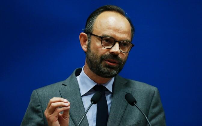 Le Havre'i vabariiklasest linnapea Edouard Philippe.