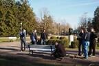 скамейки в Пярну