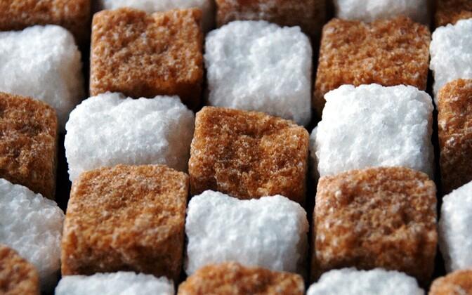 Suhkrutükid.
