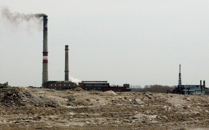 Завод Silmet. Иллюстративная фотография.