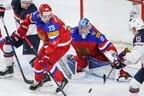 Россияне проиграли со счетом 3:5.