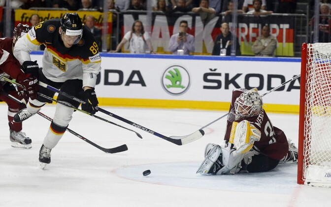 Hetk mängust Saksamaa - Läti