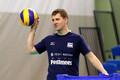Eesti võrkpallikoondise treening / Rainer Vassiljev