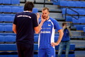 Eesti võrkpallikoondise treening / Kristo Kollo