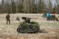 Eesti sõjatehnika näidislahingus