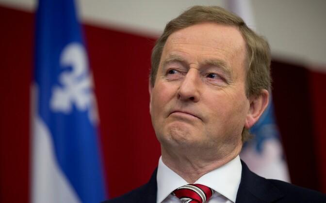 Iirimaa peaminister Enda Kenny.