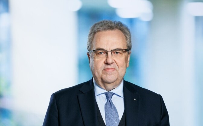 Бизнесмен Вяйно Калдоя возглавил совет Eesti Energia.