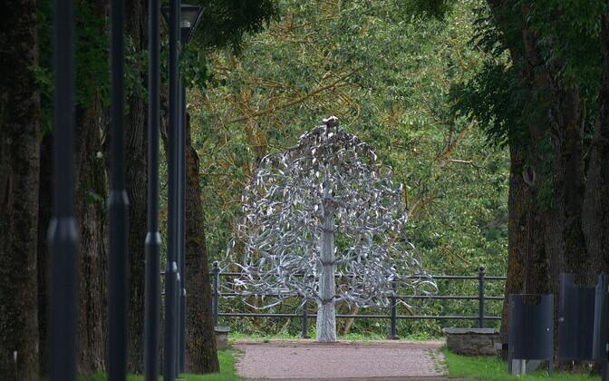Партия зеленых Эстонии положила глаз на Нарву.
