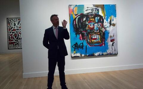 Oksjoni eel hinnati maali väärtuseks enam kui 60 miljonit dollarit.
