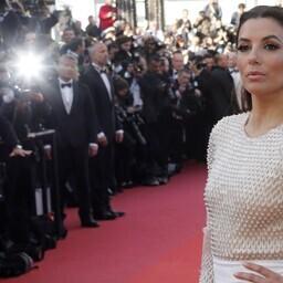 Eva Longoria Cannes'i filmifestivalil 2016. aastal