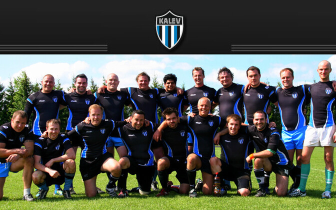 Tallinna Kalev RFC ragbimeeskond.