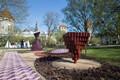 В Таллинне начался Цветочный фестиваль.