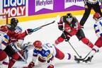 Сборная России проиграла Канаде в полуфинале чемпионата мира по хоккею.