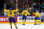 Шведы стали чемпионами мира.