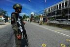 Тайский военный, архивный снимок.