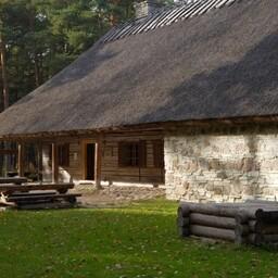 Эстонский музей под открытым небом.