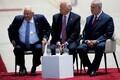USA president Trump saabus visiidile Iisraeli.