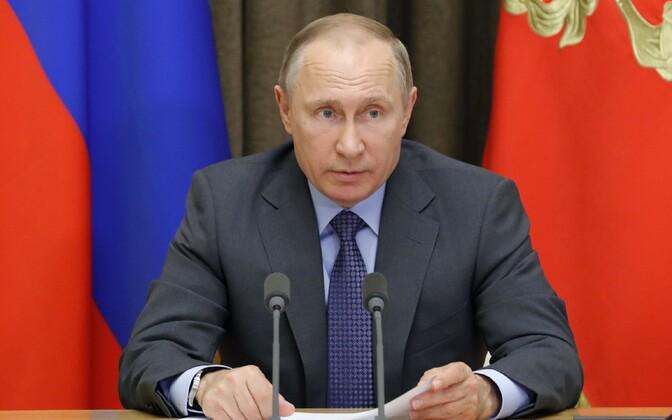 Президент России Владимир Путин посетит Францию с визитом.