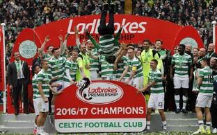 Efe Ambrose ja Glasgow Celtic