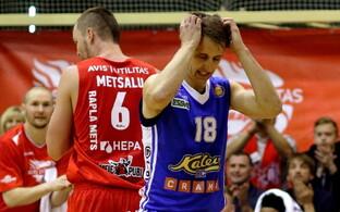 Avis Utilitas Rapla - BC Kalev/Cramo / Branko Mirkovic