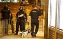 Полицейские Великобритании после теракта в Манчестере в ночь на 23 мая.