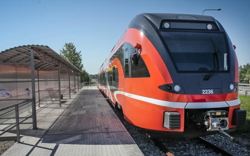В направлении Пярну и Вильянди поезда будут ходить чаще.