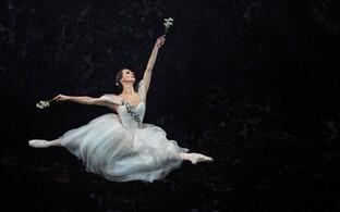 Giselle Luana Georgi kehastuses.