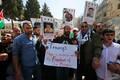 Palestiinlased avaldamas Petlemmas meelt Iisraelis vangistatute toetuseks.