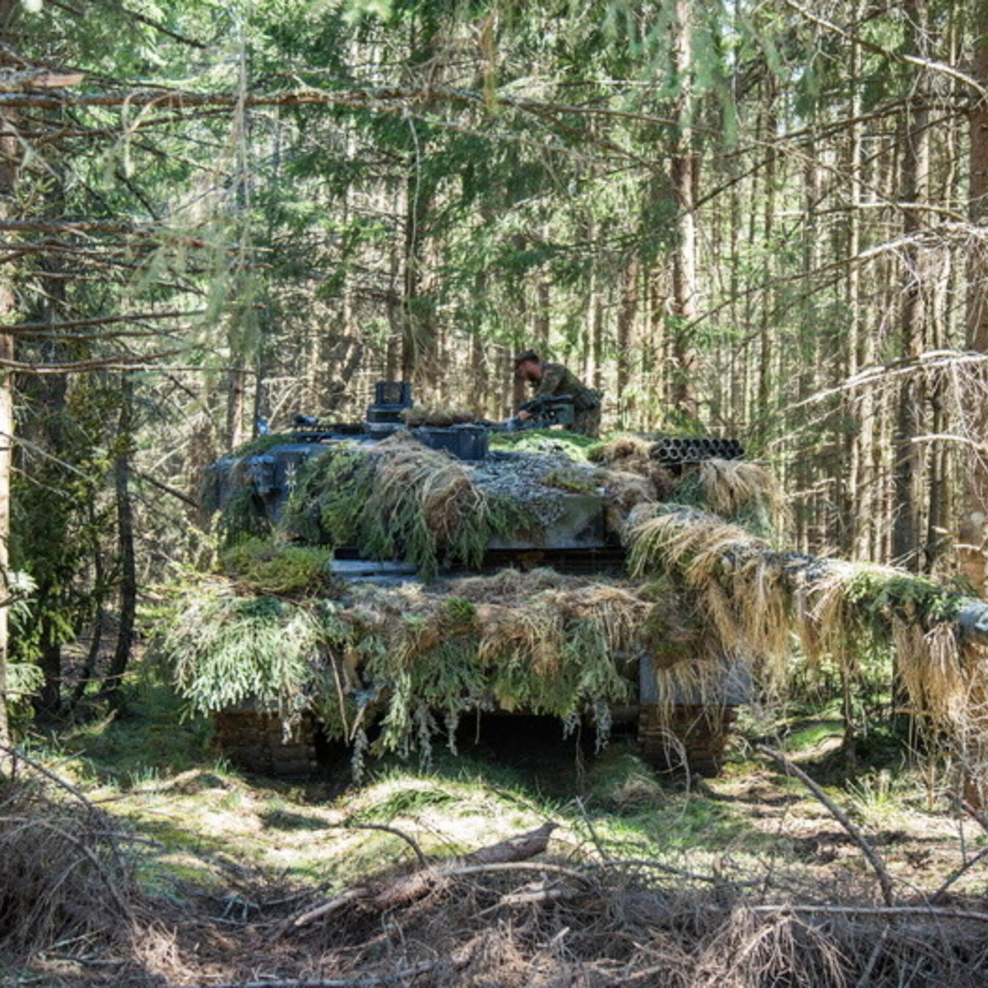 ac7dc6cf93a Teadlane: sõdurid peavad olema valmis küberrünnakuteks ka tankides | Eesti  | ERR